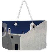 Greek Architecture Mykonos 2 Weekender Tote Bag