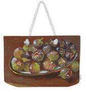 Greek Figs Weekender Tote Bag by Ylli Haruni