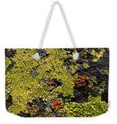 Green Algea Weekender Tote Bag