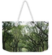 Green Arches  Weekender Tote Bag