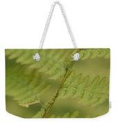 Green Ferns Blend Together Weekender Tote Bag