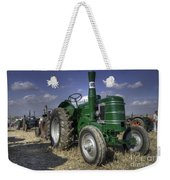 Green Field Marshall Weekender Tote Bag