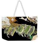 Green Fungi Weekender Tote Bag