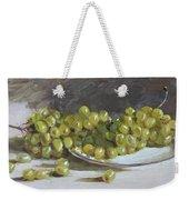 Green Grapes  Weekender Tote Bag