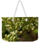 Green Helicid Bee 6 Weekender Tote Bag