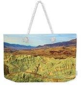 Green Mountains Weekender Tote Bag