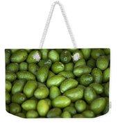 Green Olives Weekender Tote Bag
