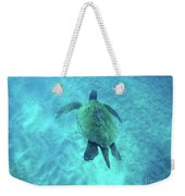 Green Sea Turtle 2 Weekender Tote Bag