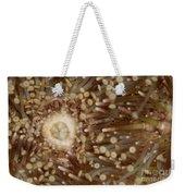 Green Sea Urchin Weekender Tote Bag