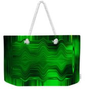 Green Waters Weekender Tote Bag