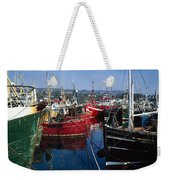 Greencastle, Lough Foyle, Co Donegal Weekender Tote Bag