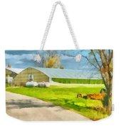 Greenhouses Weekender Tote Bag