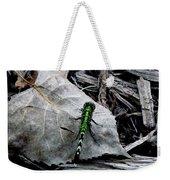 Greenie Weekender Tote Bag