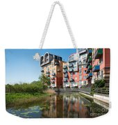 Greenwich Millennium Village Weekender Tote Bag