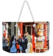 Greenwich Village Bakery Weekender Tote Bag