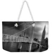Greig Street Bridge Weekender Tote Bag