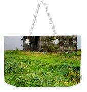 Grey County Barn Weekender Tote Bag