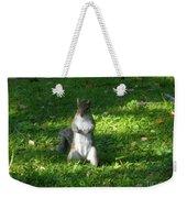 Greynolds Park Squirrel Weekender Tote Bag