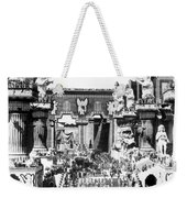 Griffith: Intolerance 1916 Weekender Tote Bag
