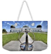 Griffith Observatory 1 Weekender Tote Bag