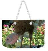 Grill Turkey Anyone Redneck Style Weekender Tote Bag