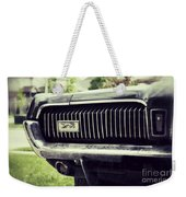Grilled Cougar Weekender Tote Bag