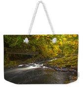 Grist Mill Creek Weekender Tote Bag