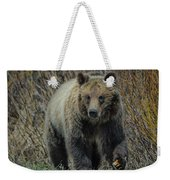 Grizzly Ramble Weekender Tote Bag