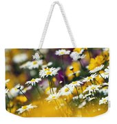 Group Of Daisies Weekender Tote Bag