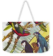 Group Of Lorys Weekender Tote Bag
