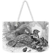 Grouse And Young Weekender Tote Bag
