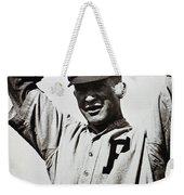 Grover Cleveland Alexander Weekender Tote Bag by Granger