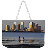 Growing Up Tampa Bay Weekender Tote Bag