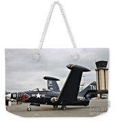 Grumman F9f-5p Panther Weekender Tote Bag