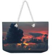Guamanian Sunset 1 Weekender Tote Bag