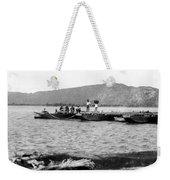 Guanica Harbor - San Juan - Puerto Rico - C 1899 Weekender Tote Bag
