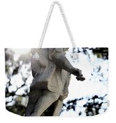 Guardian Angel With Light From Above Weekender Tote Bag