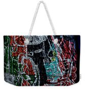 Guardian Knight  Of The Orient Weekender Tote Bag