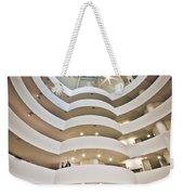 Guggenheim 1 Weekender Tote Bag