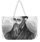 Guillaume Farel (1489-1565) Weekender Tote Bag