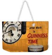 Guinness Beer 1 Weekender Tote Bag