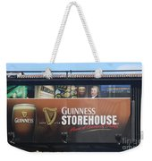 Guinness Storehouse Dublin - Ireland Weekender Tote Bag