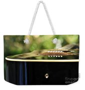 Guitar Abstract 3 Weekender Tote Bag