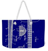 Gibson Guitar Truss Rod Patent 1923 Weekender Tote Bag