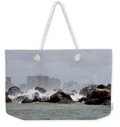 Gulf Of Mexico - More Waves Weekender Tote Bag