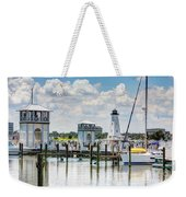 Gulfport Harbor Weekender Tote Bag