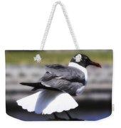 Gull Dance Weekender Tote Bag