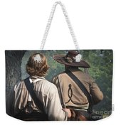 Guns By Our Side We Ride Weekender Tote Bag