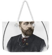 Gustave Eiffel, French Architect Weekender Tote Bag