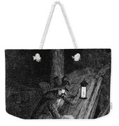 Guy Fawkes, English Soldier Convicted Weekender Tote Bag by Photo Researchers